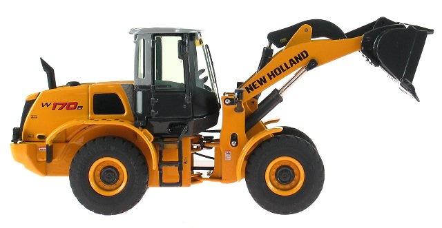 New Holland W170B Pala Cargadora Nzg 819 escala 1/50