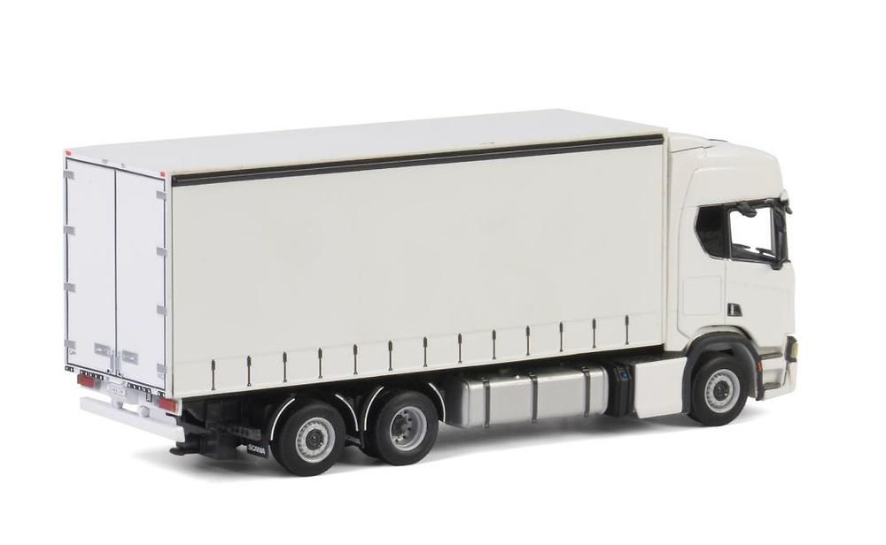 New Scania R Highline Rigido Wsi Models 03-2013 escala 1/50