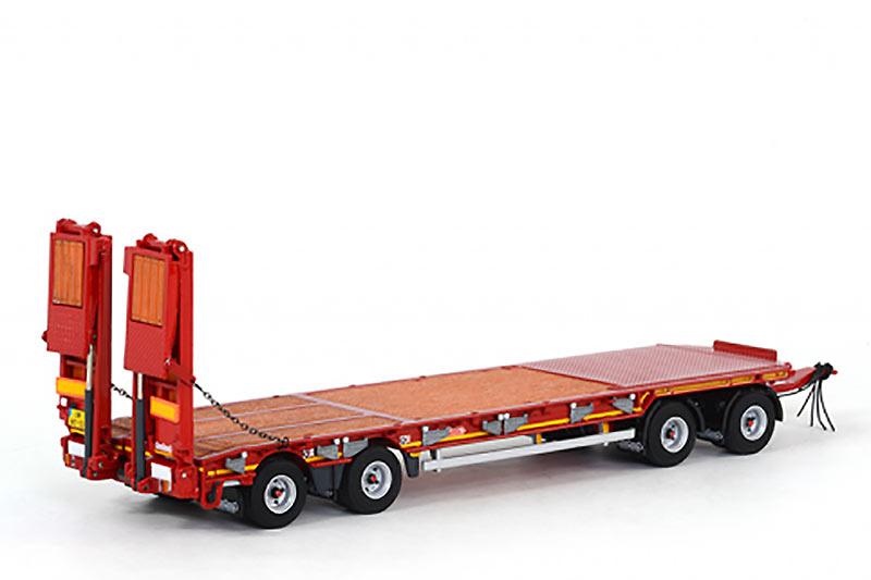 Nooteboom ASD-40-22 4-axle drawbare Wsi Models 529.70.28 escala 1/50