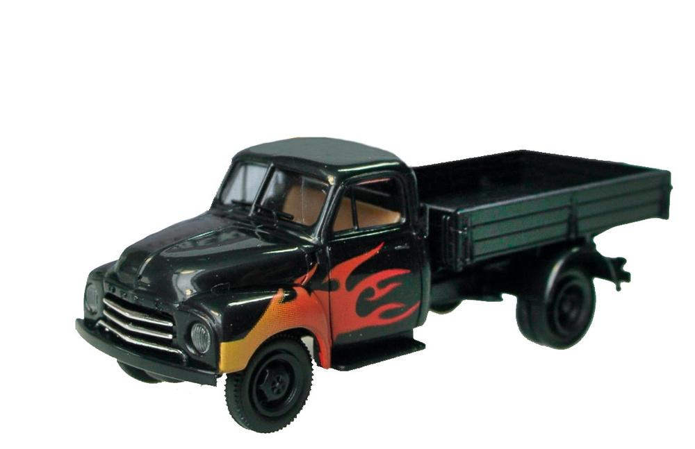 Opel Blitz Heisse Kisten Brekina 35205 escala 1/87