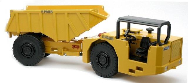 Paus camion Dumper PMKT 10000 Joal 173 escala 1/35