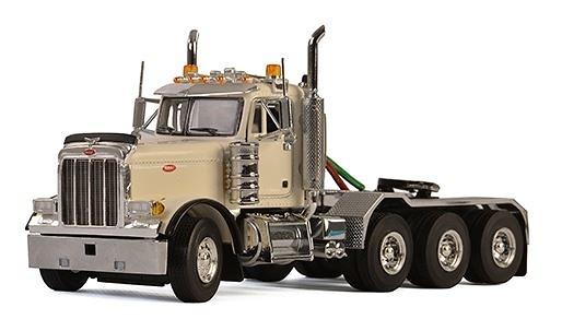 Peterbilt 379 8x4 Wsi Models 33-2014
