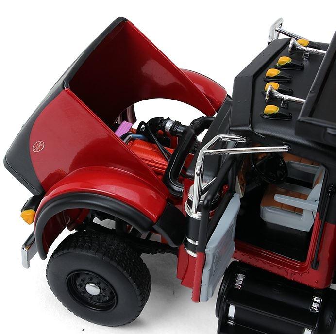 Peterbilt Model 367 volquete First Gear 3407 escala 1/50