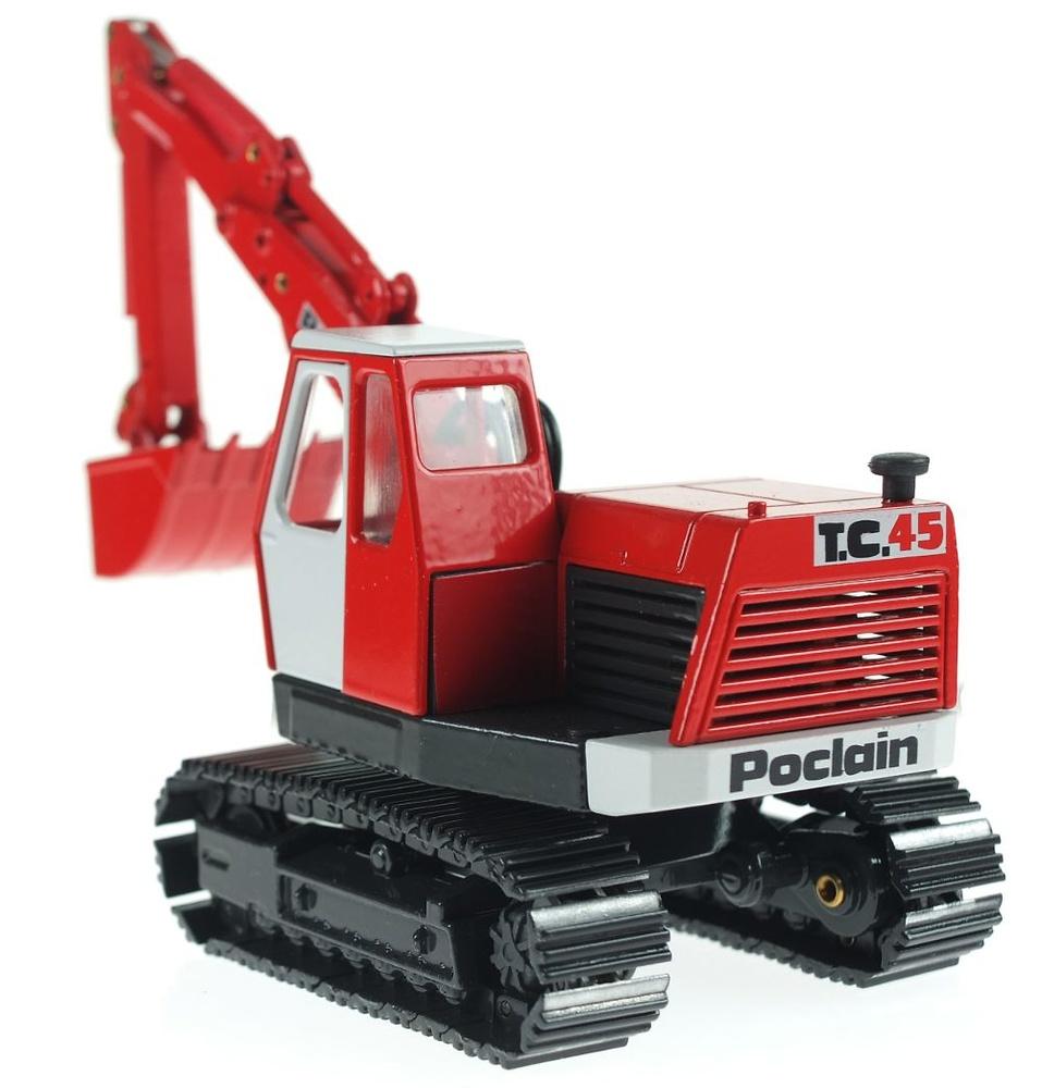 Poclain TC45 excavadora, Conrad Modelle 1/50