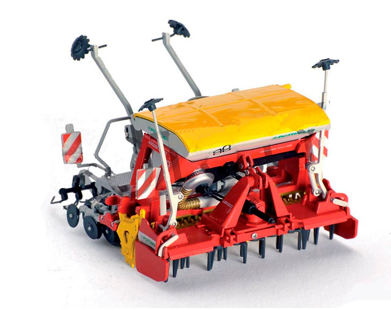 Pottinger Aerosem 30002 ADD Ros Agritec 60150 escala 1/32