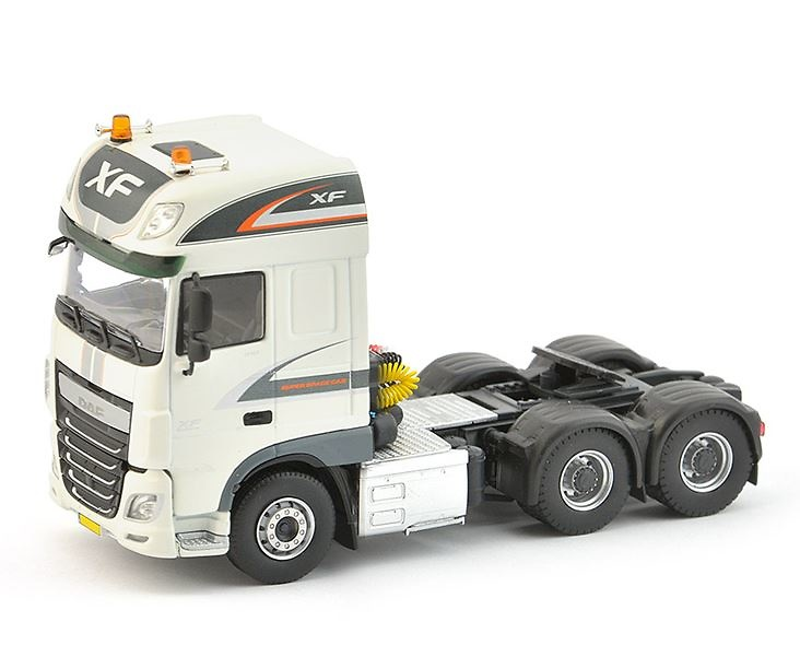 Premium Series Daf Euro 6 SC 6x4 Imc Models 0064