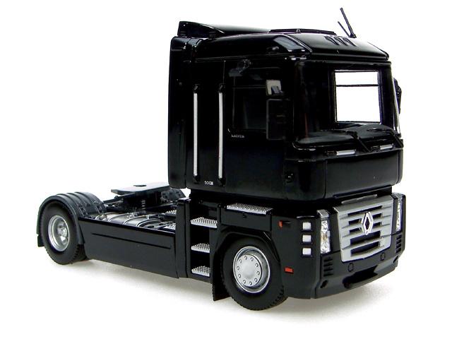 Renault Magnum 500 Ae Negro Cabeza Tractora Uh 1 50
