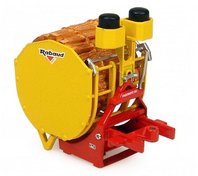 Rabaud Log Bundling Machine, Universal Hobbies 1/32 4092