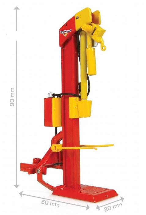 Rabaud Log Splitter, Universal Hobbies 1/32 4091