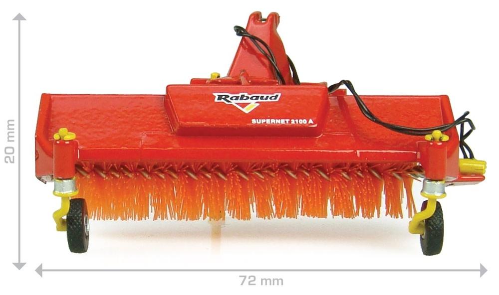 Rabaud Supernet 2100 barredora Universal Hobbies 4094