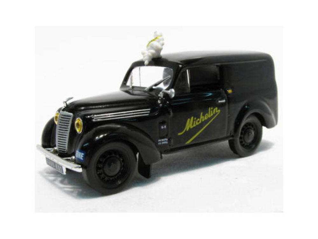 Renault Fourgonnette Michelin Altaya 1/43