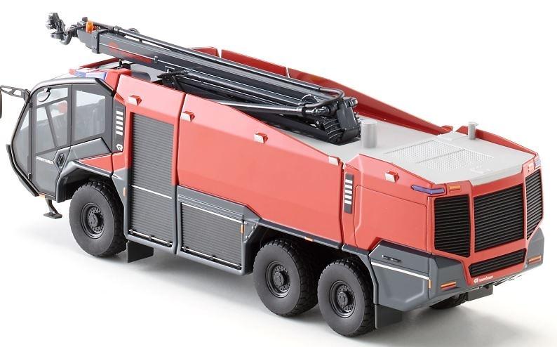 Rosenbauer FLF Panther 6x6 con brazo extintor (2015) Wiking 43049