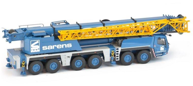 Sarens Grove Gmk 6300L Conrad Modelle 2114-05 escala 1/50