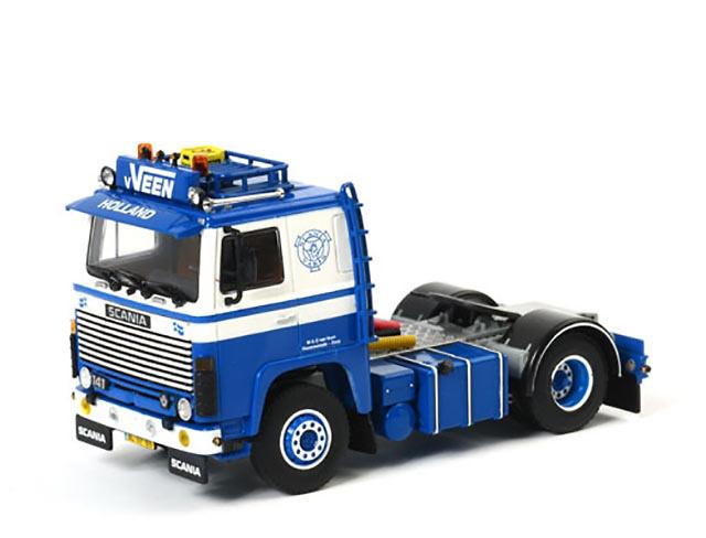 Scania 111/141 M&C van Veen Wsi Models 06-1056 escala 1/50