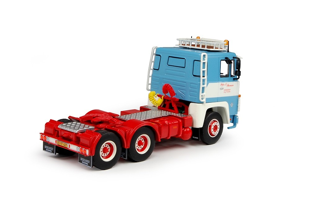 Scania 140 Super -Peter Thomsen - Tekno 70298 escala 1/50