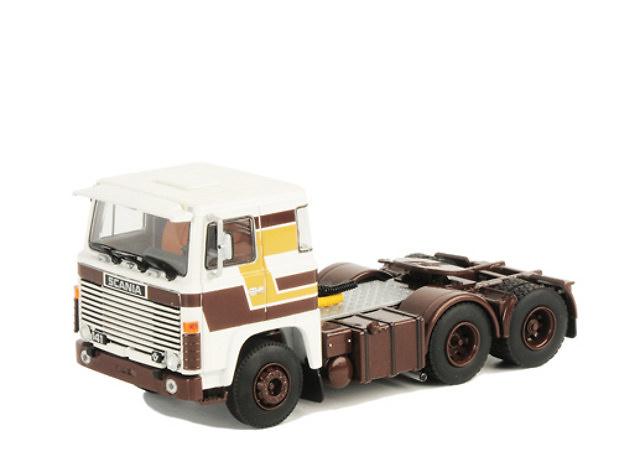 Scania 141 6x2, Wsi Models 1/50