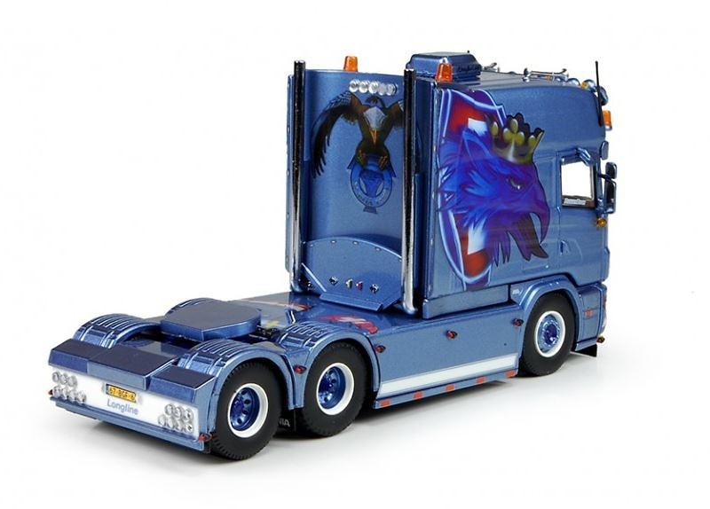 Scania 4-serie Longline Sneepels Tekno 71663 escala 1/50