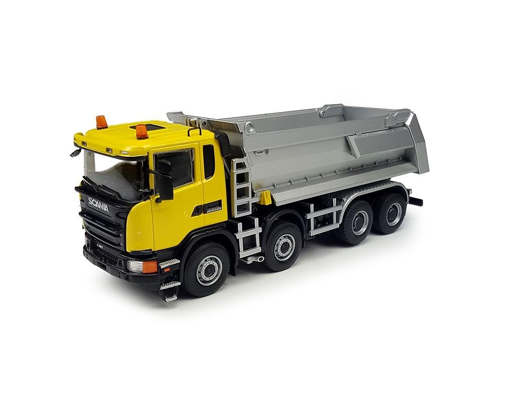Scania CG16 8x4 Tekno 71643 escala 1/50