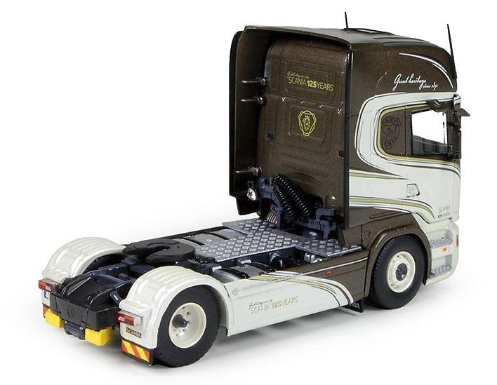 Scania Great Heritage Since 1891 Tekno 71008 escala 1/50