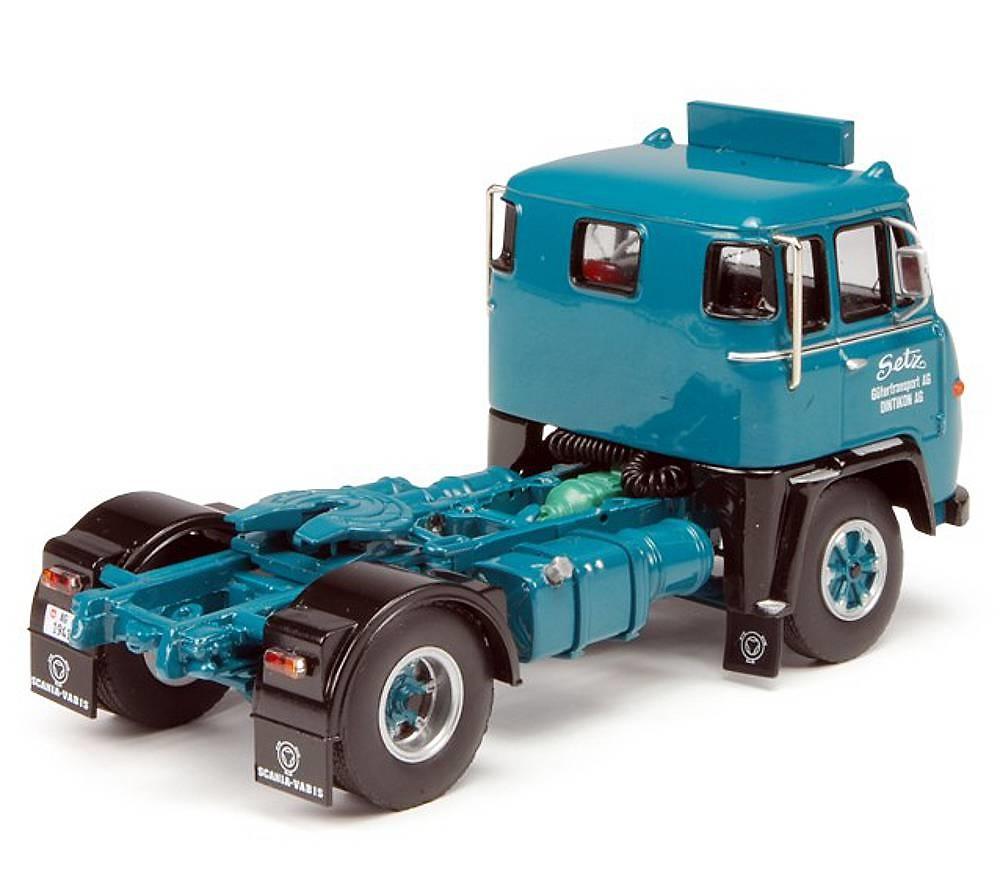 Scania LB 76 - Setz Dintikon, Tekno 63963 escala 1/50
