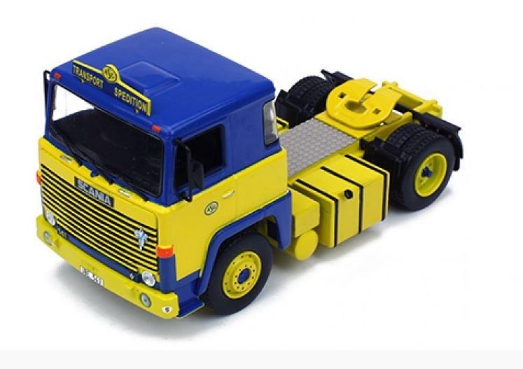Scania LBT 141 (1976) - Ixo Models 1/43