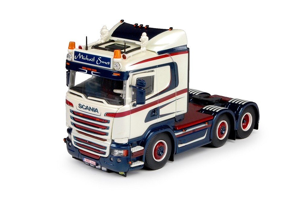 Scania Lowline Michael Smet Tekno escala 1/50