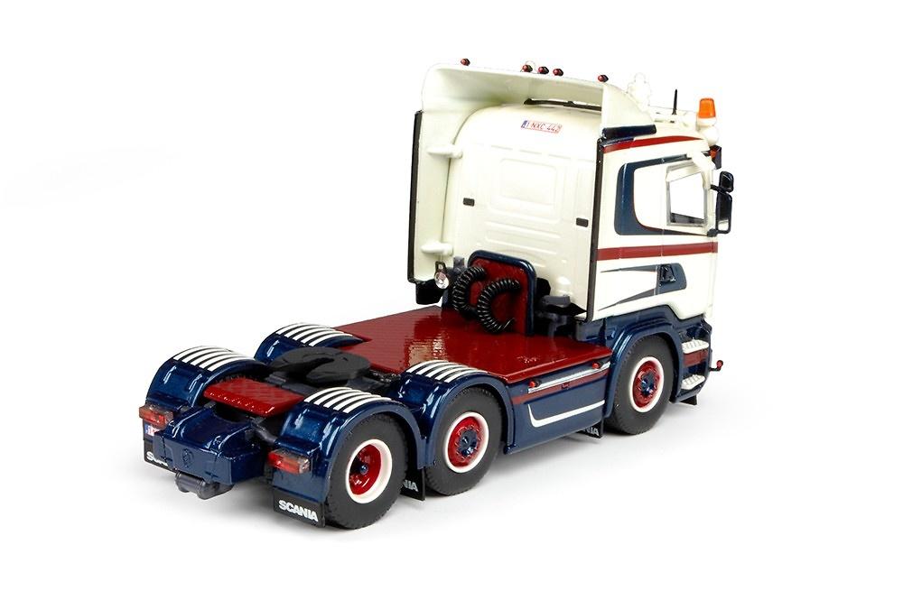 Scania Lowline 6x2 Michael Smet Tekno escala 1/50