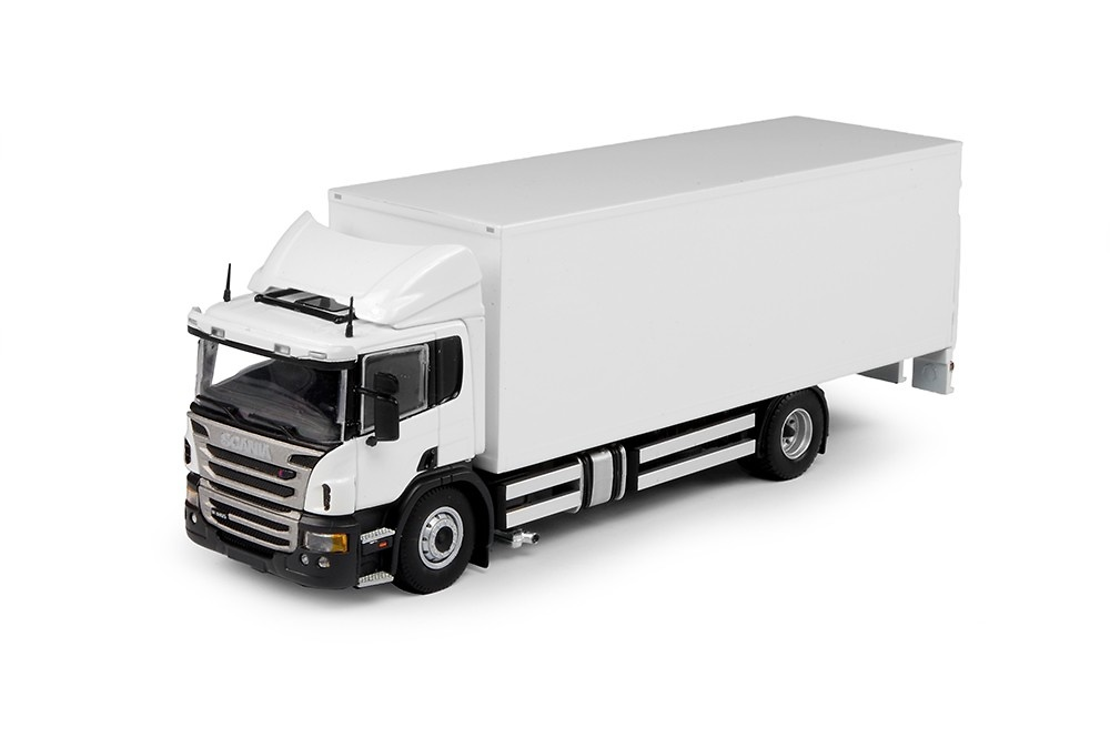 Scania P rigido reparto Tekno 64831 escala 1/50