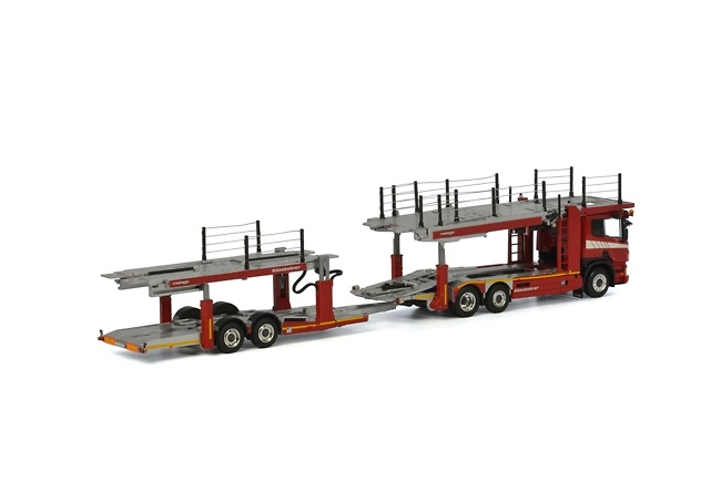 Scania P transporte coches Wsi Models 04-2004