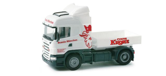 Scania R HL 4x2 con caja