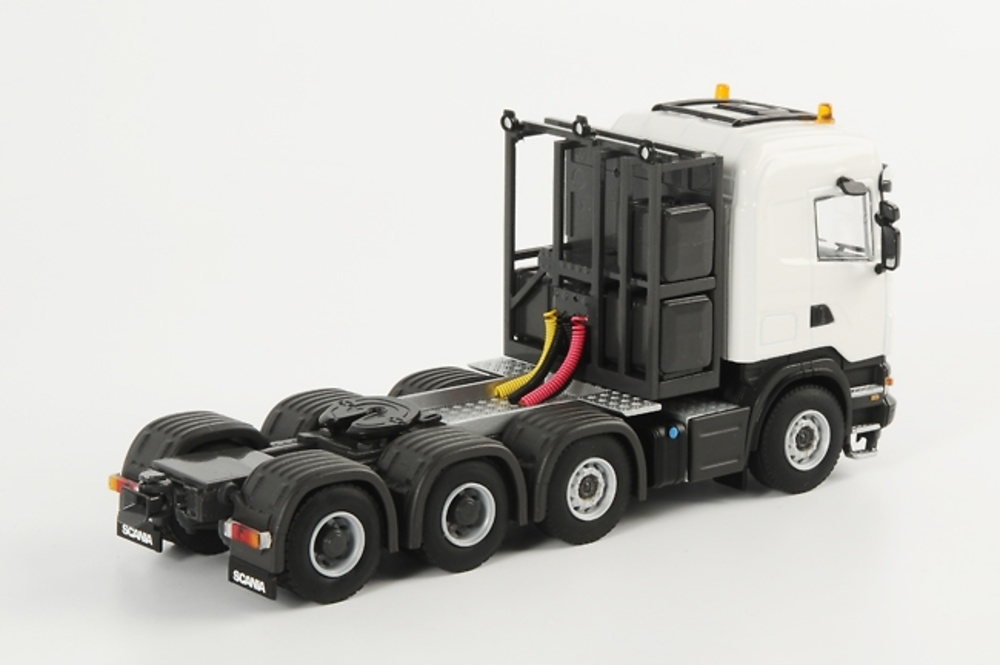Scania R Highline 8x4, Wsi Models escala 1/50