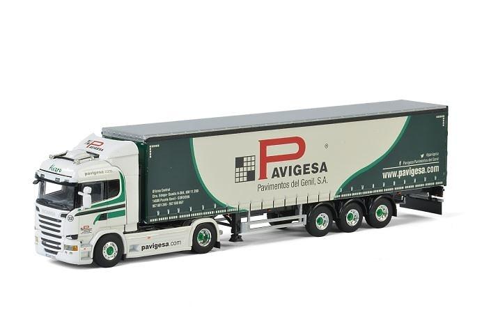 Scania R Streamline Highline - Pavigesa Wsi Model
