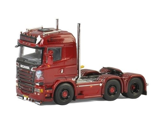 Scania R Streamline Highline Valke Transport Wsi Models