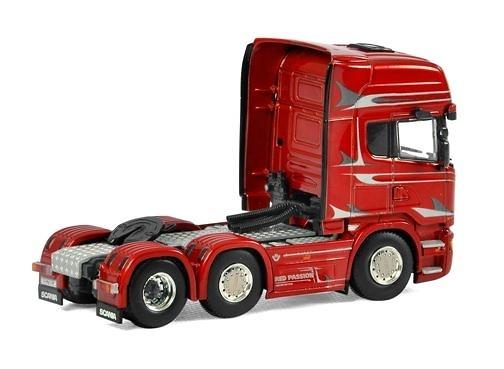 Scania R Streamline Topline -Red Passion - Wsi Models 04-1177