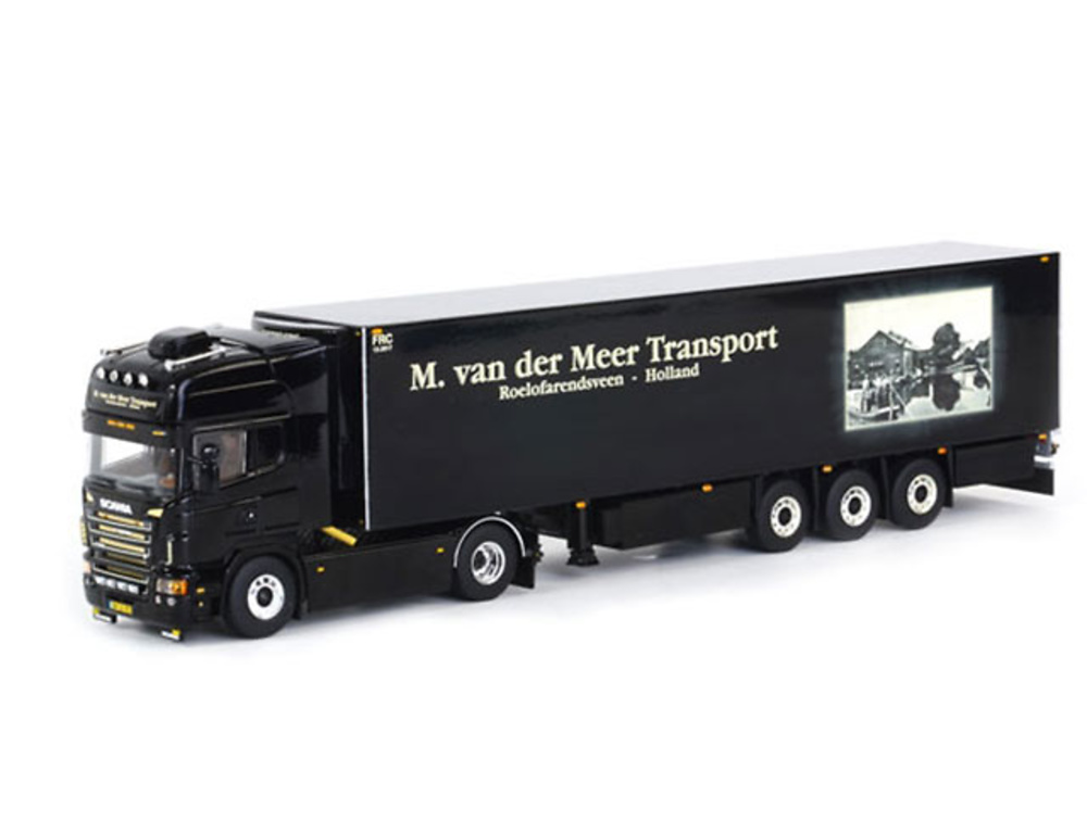 Scania R Topline Thermoking Wsi Models 01-1476 escala 1/50