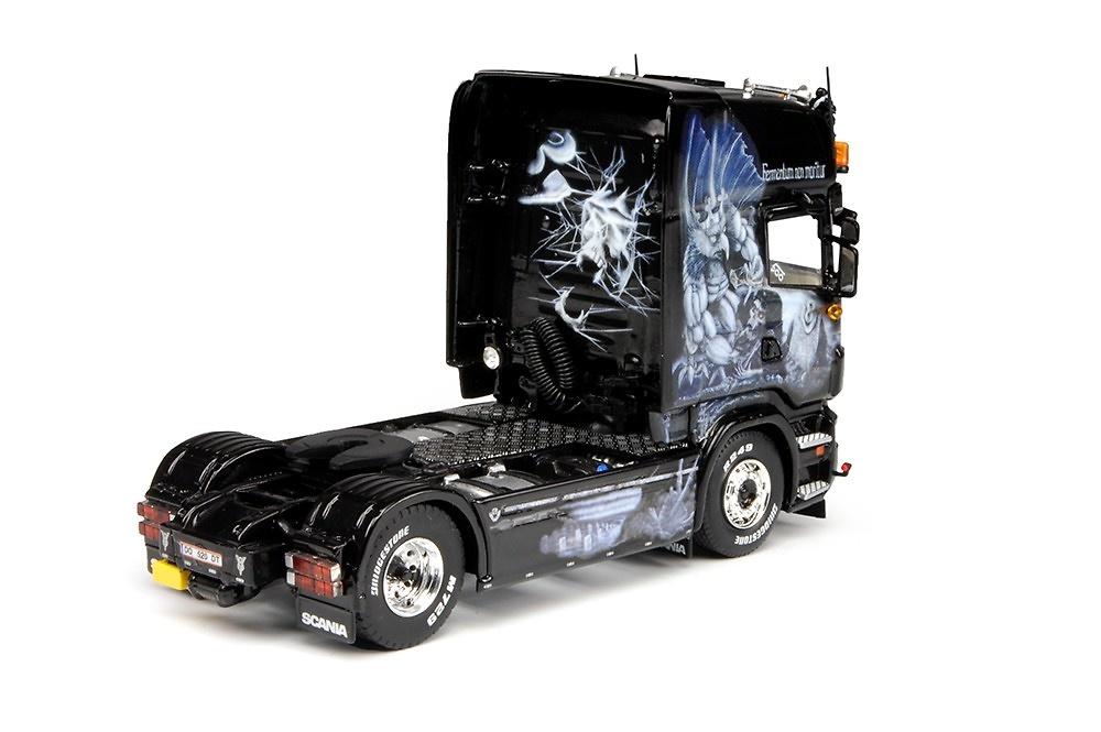 Scania R-Topline Tiefenthaler Tekno 65851 escala 1/50