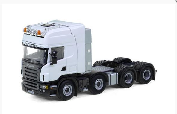 Scania R5 Topline 8x4 Wsi Models 03-1063 escala 1/50