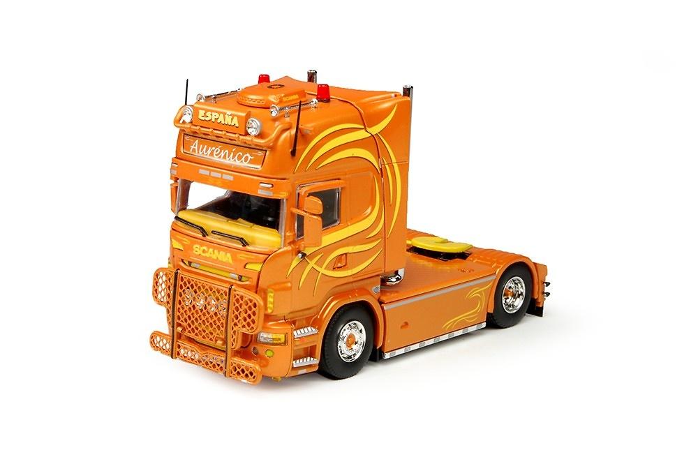Scania R6 Topline Tekno 68351 escala 1/50
