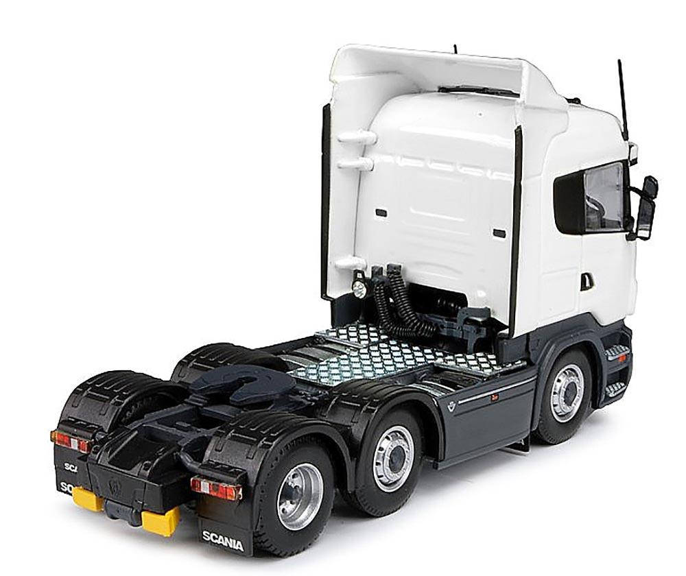 Scania R730 Highline 6x2 volante derecha Tekno 64090 escala 1/50
