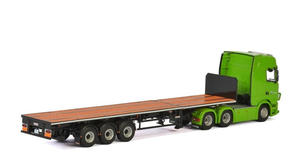 Scania S Highline CS20H Bring Wsi Models 2521