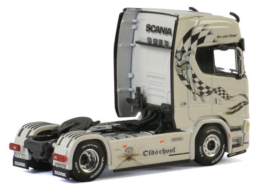 Scania S Highline CS20H Wsi Models 2481