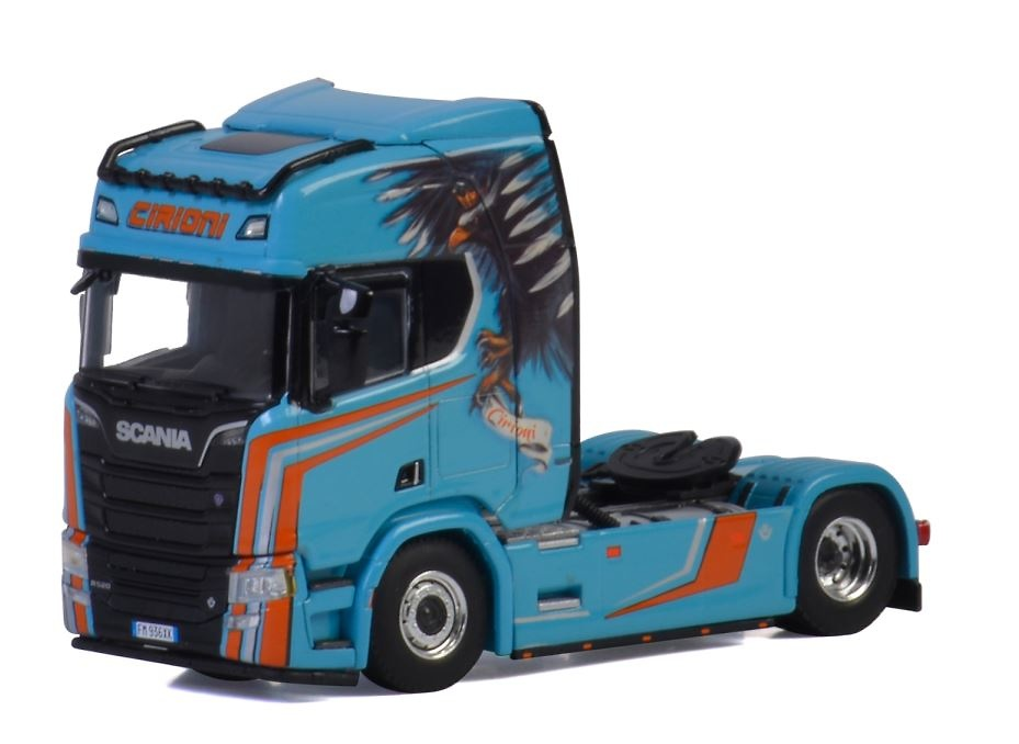 Scania S Highline Cirioni Wsi Models 2665