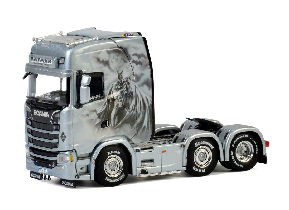 Scania S Highline Daniel Garcia Wsi Models 2755
