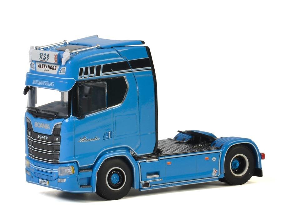 Scania S Highline RSJ Transport Wsi Models 2815