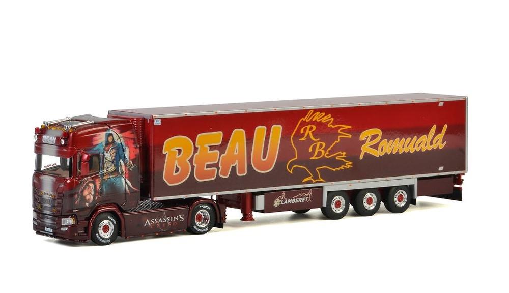 Scania S Highline Transport Beau Wsi Models 2617