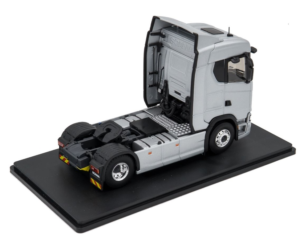 Scania S500 Artic Silver Road Eligor 116202 escala 1/43