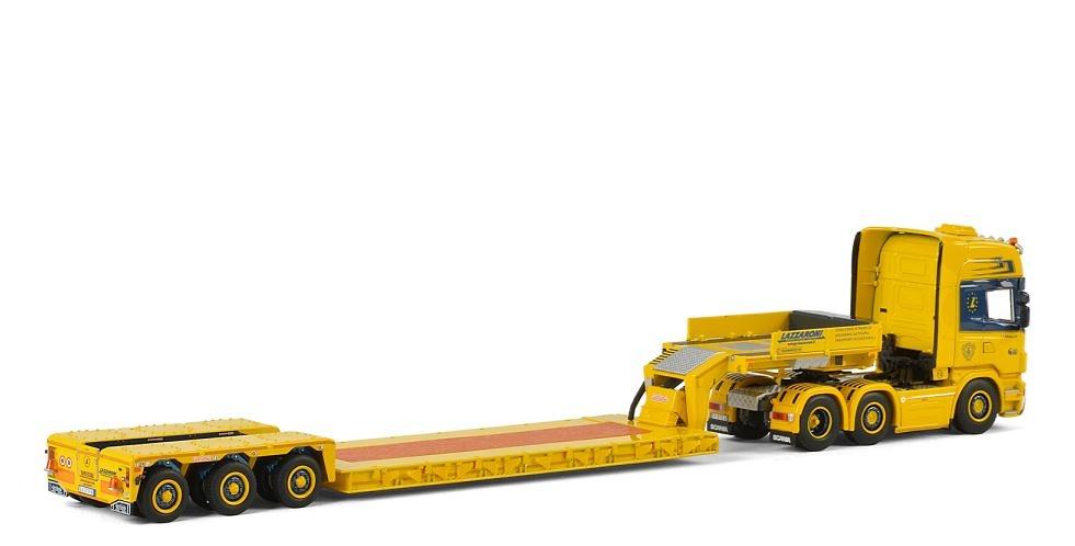 Scania Streamline + Nooteboom Euro-PX - Lazzaroni Wsi Models