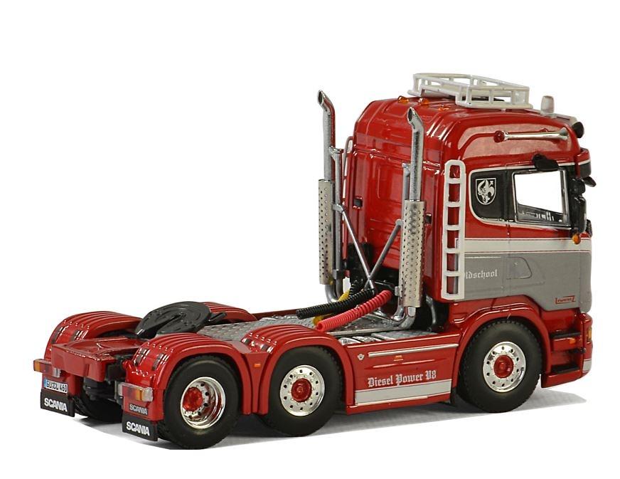 Scania Streamline Highline Lewerenz 6x2 Wsi Models 01-2253