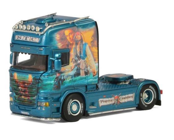 Scania Streamline Topline STC Transport Wsi Models