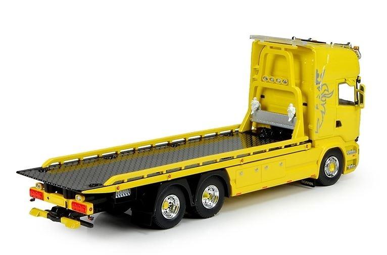 Scania Topline - asistencia en carretera Tekno 71635 escala 1/50